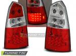 Zadní světla LED Ford Focus Turnier červená/chrom