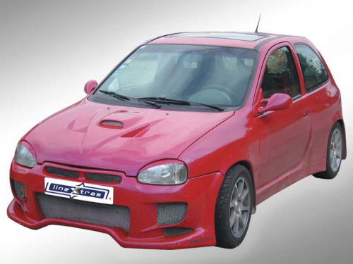 Body kit Red Devil Opel Corsa B