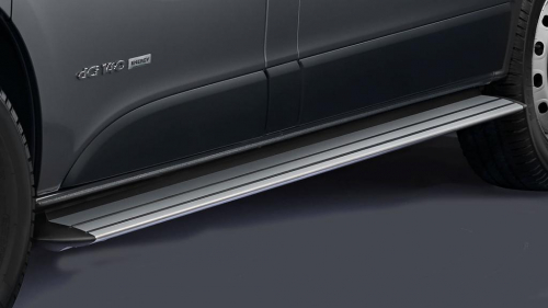 Celohliníkové boční nášlapy Volkswagen T6