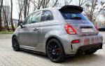 Prahové nástavce Fiat 500 Abarth facelift
