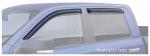 Deflektory - ofuky oken Hyundai ISUZU D-MAX II double cab - velké