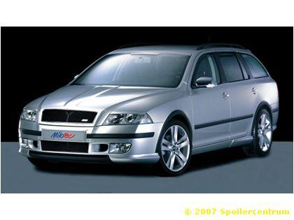 Body kit Škoda Octavia II Combi