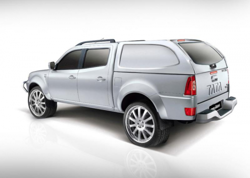 Hard Top Tata Xenon