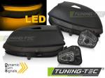 LED dynamické boční blikače Volkswagen Beetle - kouřové provedení