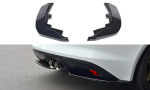 Nástavky zadního nárazníku Jaguar F-Type