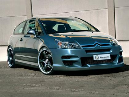 Body kit Citroen C4 Coupé - Sin Drome