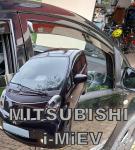 Deflektory-ofuky oken Mitsubishi i-MiEV