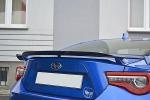 Křidélko - spoiler kufru V.1 Subaru BRZ Facelift