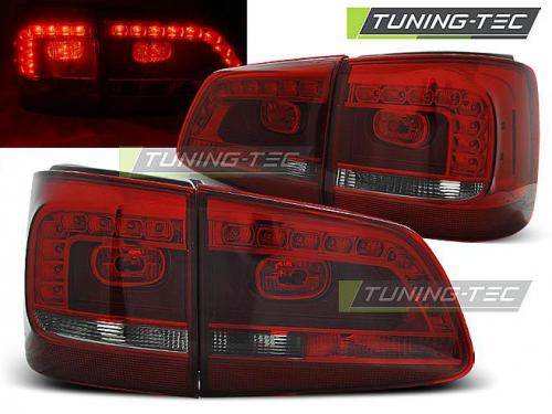 Zadní světla LED VW Touran II červená/kouřová