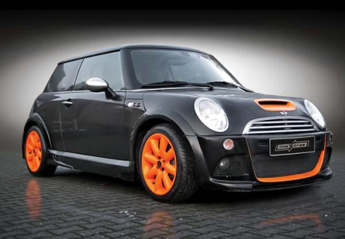 Body kit S Mini Cooper