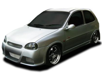 Body kit Opel Corsa B - Verne