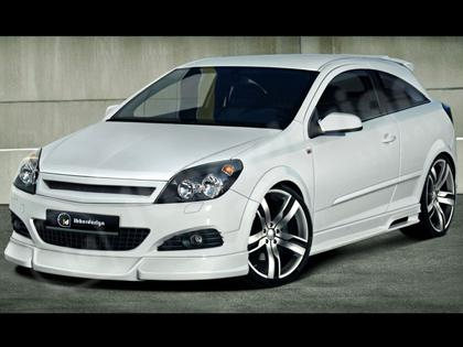 Body kit Maxis Opel Astra H