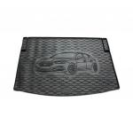 RIGUM gumová vana do kufru Seat Leon (hatchback, horní i dolní dno)