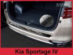 Kryt prahu zadních dveří Kia Sportage IV - černý grafit