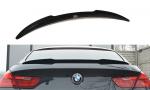 Křidélko - spoiler kufru BMW 6 Gran Coupé (F06) M-Pack