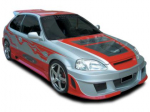 Body kit Honda Civic - Eagle R1 Hatchback