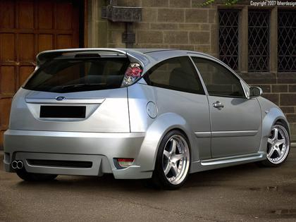 Prahy Species / Species WIDE Ford Focus II