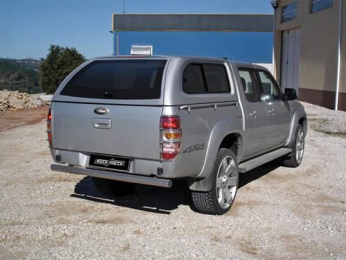 Hard Top Ford Ranger DC 09-12
