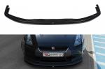 Spoiler předního nárazníku v2 Nissan GT-R Coupe (R35-Serie)