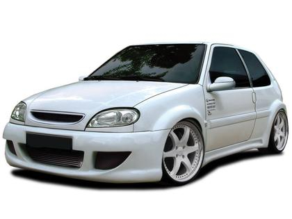 Body kit Citroen Saxo - Warrior WIDE