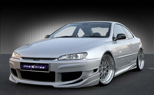 Body kit Peugeot 406 Coupe