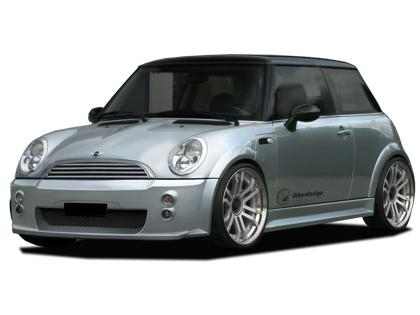 Body kit Mini Cooper - Fletcher STD