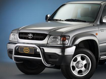 Přední ochranný nerez rám Toyota Hilux