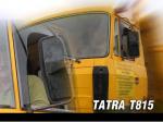 Deflektory-ofuky oken Tatra T815