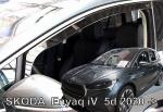 Deflektory-ofuky oken Škoda Enyaq IV 5dvéř.