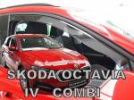 Deflektory-ofuky oken Škoda Octavia IV Hatchback / Combi
