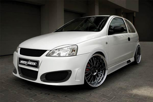 Body kit Christal Opel Corsa C