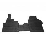 Gumové koberce CIKCAR (přední) Opel Zafira Life / Opel Vivaro / Peugeot Expert / Toyota ProAce (přední)