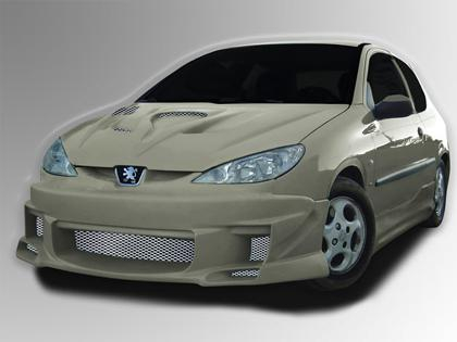 Body kit Saturn Peugeot 206