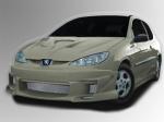 Body kit Saturn Peugeot 206
