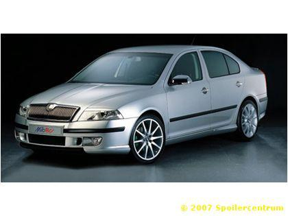 Body kit Škoda Octavia II