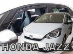 Deflektory-ofuky oken Honda Jazz IV 5dvéř