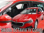 Deflektory-ofuky oken Škoda Octavia IV 5-dvéř (+zadní)