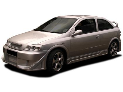 Body kit Opel Astra G - Samurai
