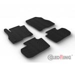 Gumové autokoberce Gledring Citroen DS3 Crossback E-Tense