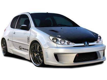 Body kit Peugeot 206 - X-odos WIDE