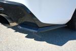 Nástavky zadního nárazníku Chevrolet Camaro 6TH-GEN. Phase-I 2SS Coupe