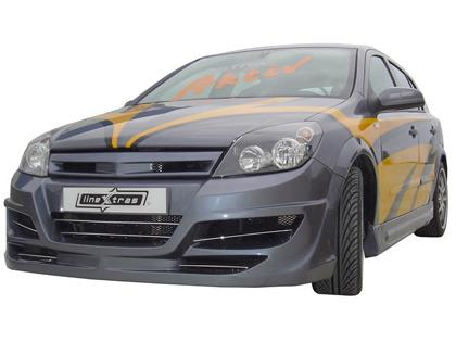 Body kit Aktiv Opel Astra H