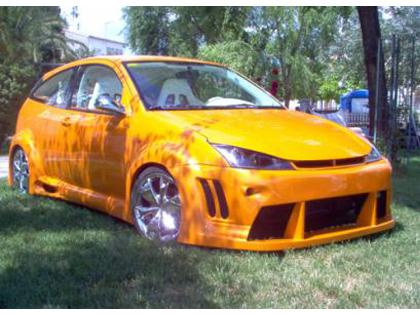 Bodykit Ford Focus - Rage Wide