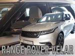 Deflektory-ofuky oken Land Rover Velar 5 dvéř. (+zadní)