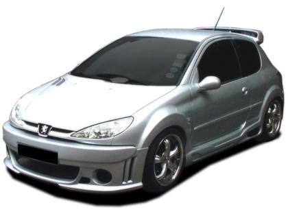 Body kit Peugeot 206 - Runner WIDE