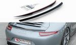 Křidélko - spoiler kufru Porsche 911 Carrera 991