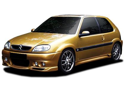 Body kit Citroen Saxo - Demon