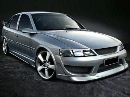 Body kit Opel Vectra B