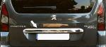 Nerez kryt madla zadních dveří Peugeot Partner Tepee / Citroen Berlingo II