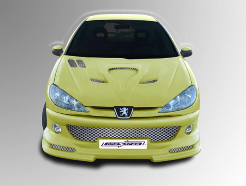 Body kit Mercury Peugeot 206
